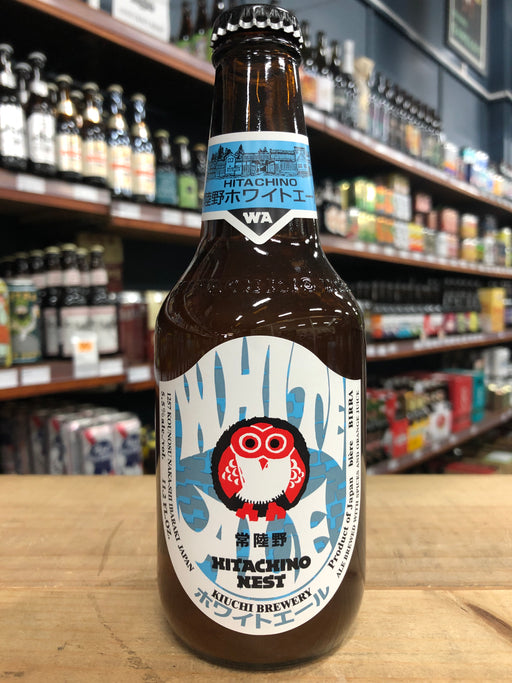 Hitachino Nest White Ale 330ml