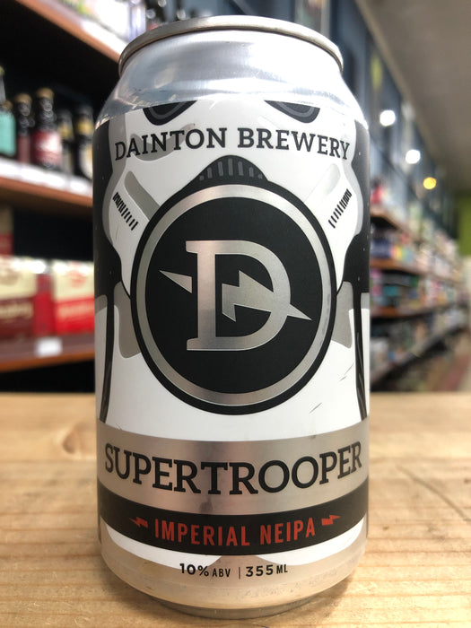 Dainton Supertrooper Imperial NEIPA 355ml Can