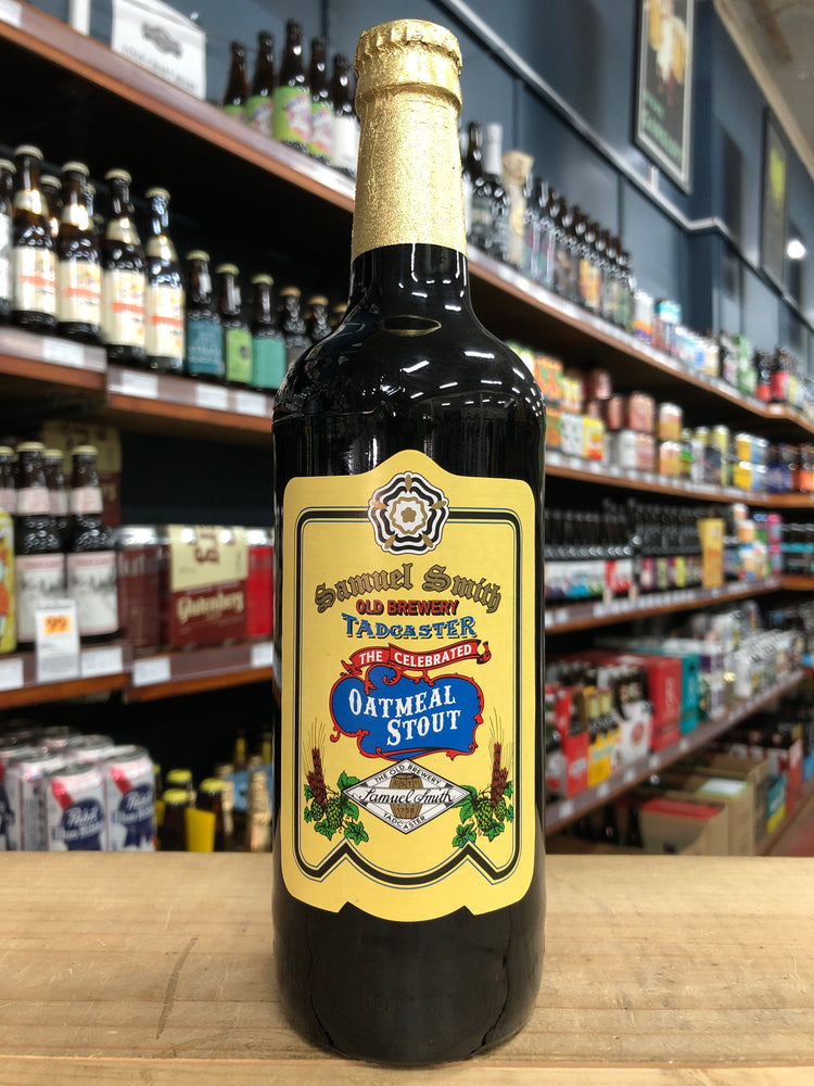 Samuel Smith Oatmeal Stout 550ml