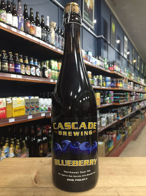 Cascade Blueberry 750ml