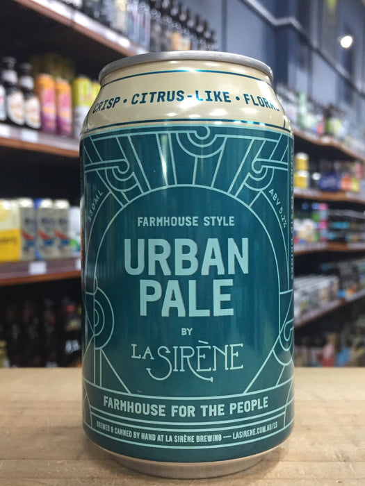 La Sirène Urban Pale 330ml Can