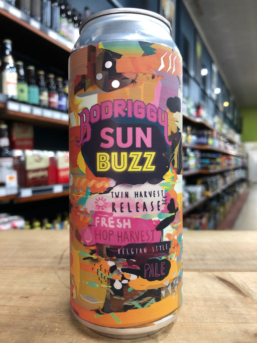 Bodriggy Sun Buzz Belgian Pale Ale 500ml Can