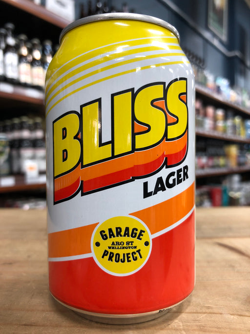 Garage Project Bliss Lager 355ml Can