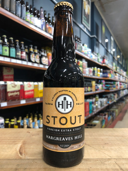 Hargreaves Hill Stout 330ml