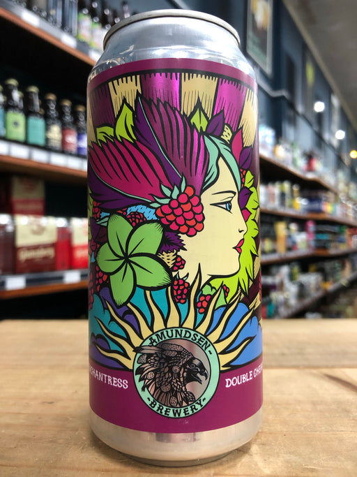 Amundsen Cherry Enchantress Gose 440ml Can