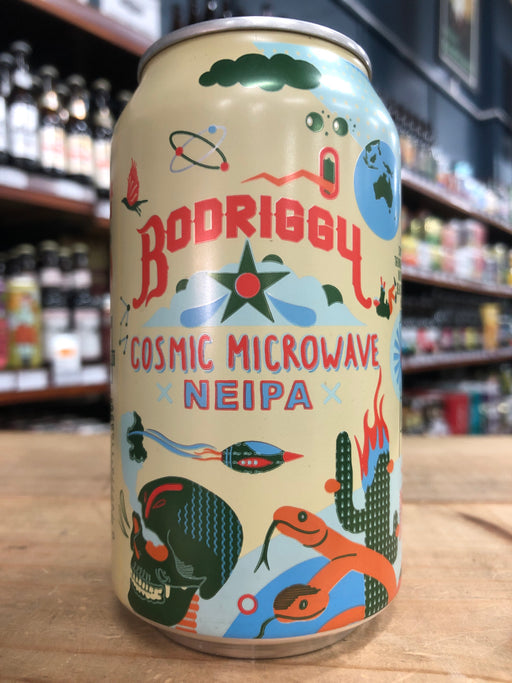 Bodriggy Cosmic Microwave NEIPA 355ml Can