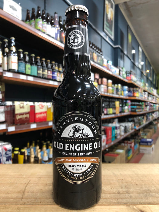 Harviestoun Old Engine Oil Engineers Reserve 330ml