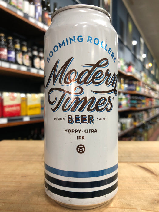 Modern Times Booming Rollers IPA 473ml Can
