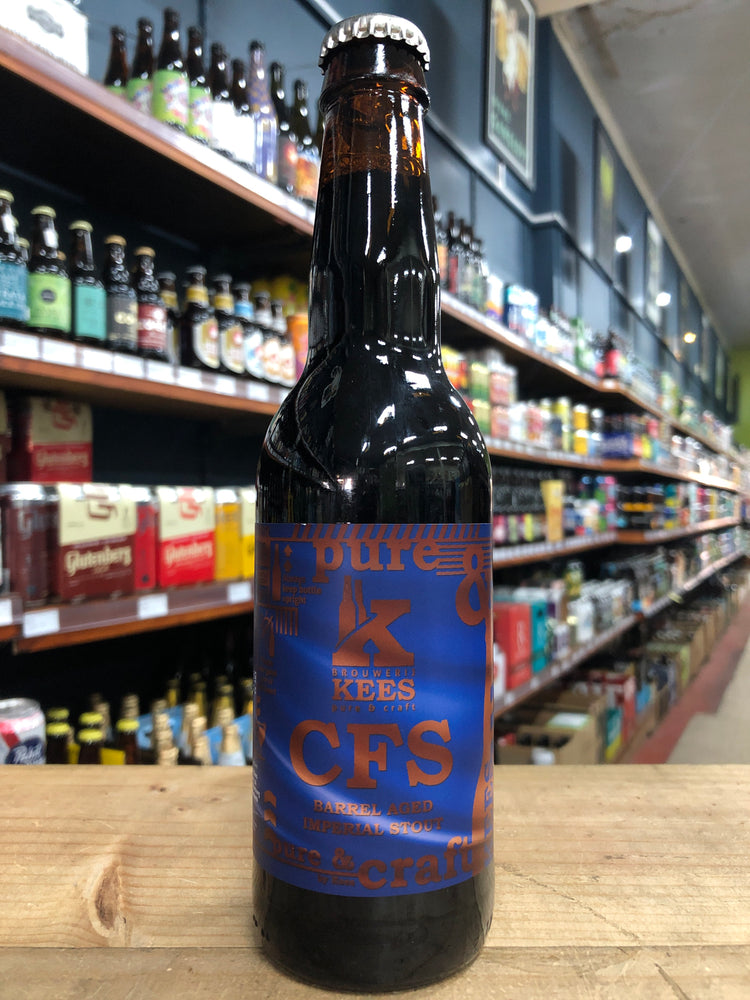 Kees Caramel Fudge Stout Bourbon Barrel Aged 330ml