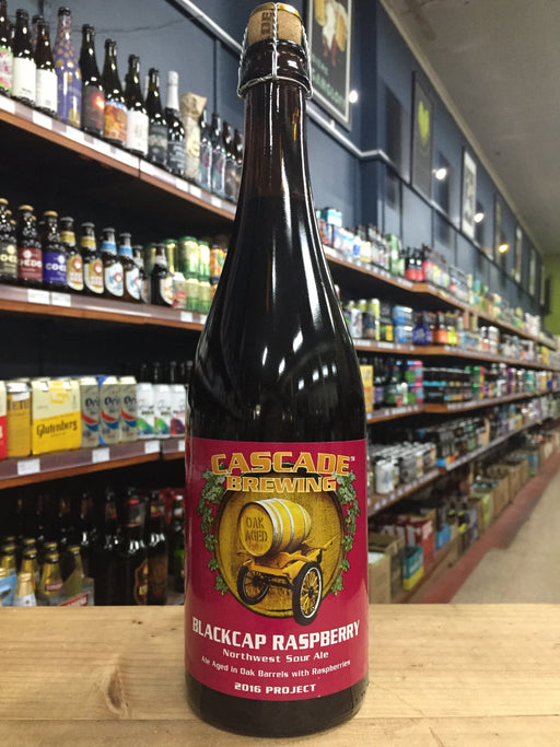 Cascade Blackcap Raspberry 750ml