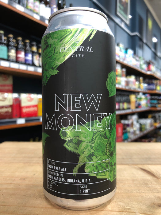 Central State New Money IPA 473ml Can
