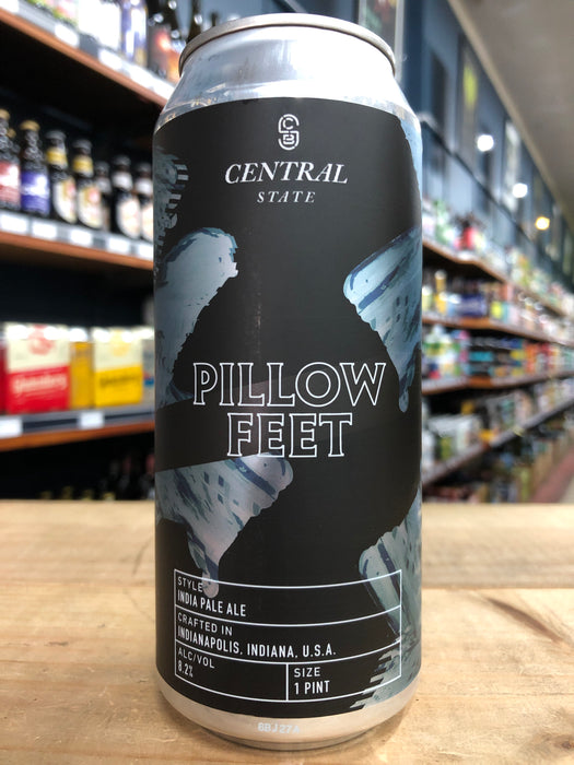 Central State Pillow Feet IPA 473ml Can