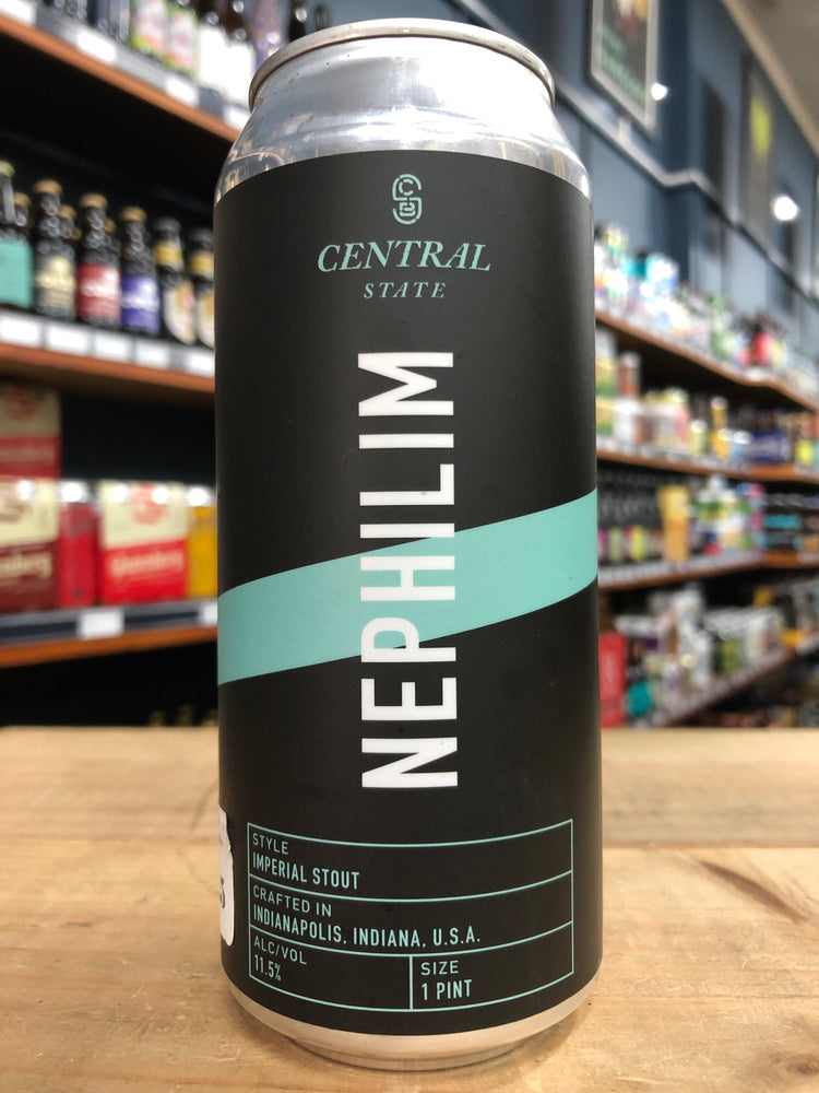 Central State Nephilim Imperial Stout 473ml Can