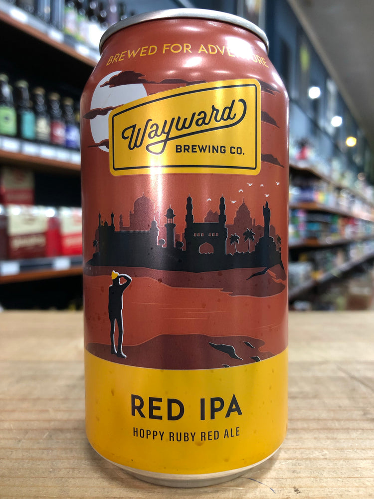 Wayward Red IPA 375ml Can
