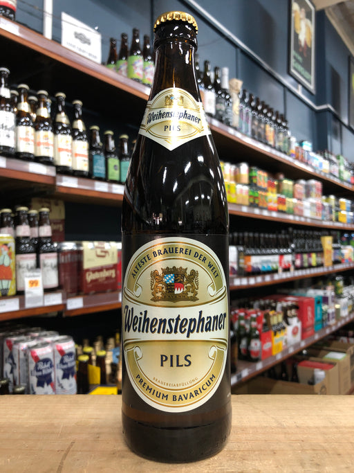 Weihenstephaner Pils 500ml