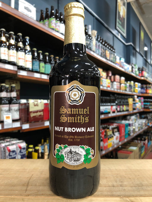 Samuel Smith Nut Brown Ale 550ml