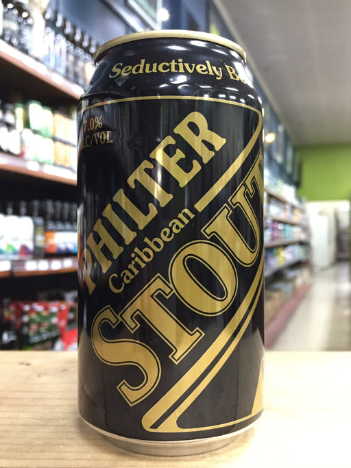 Philter Caribbean Stout 375ml Can