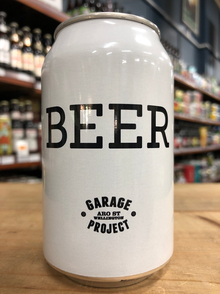 Garage Project Beer 330ml Can