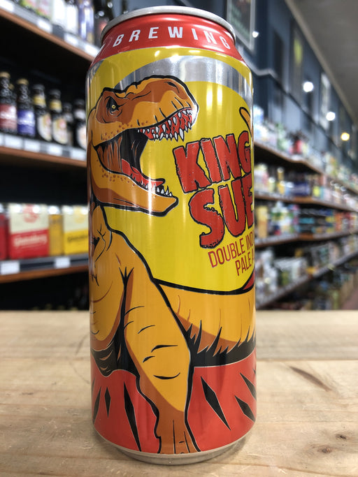 Toppling Goliath King Sue DIPA 473ml Can