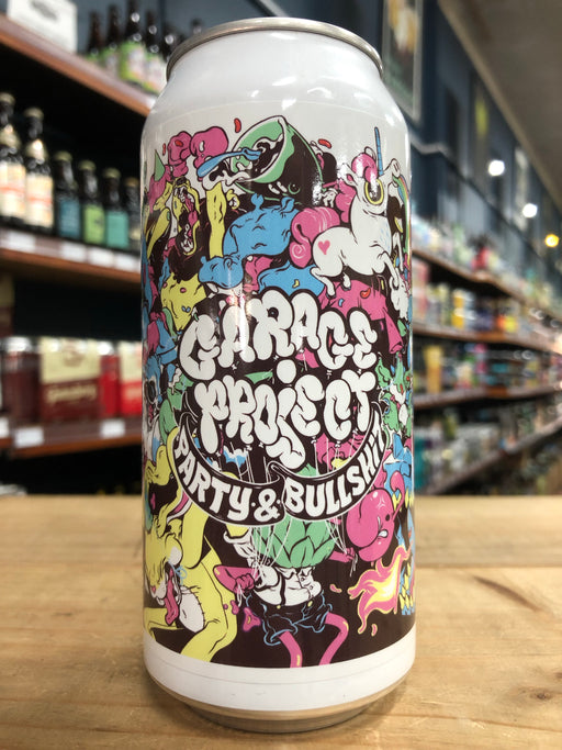 Garage Project Party & Bullshit 440ml Can
