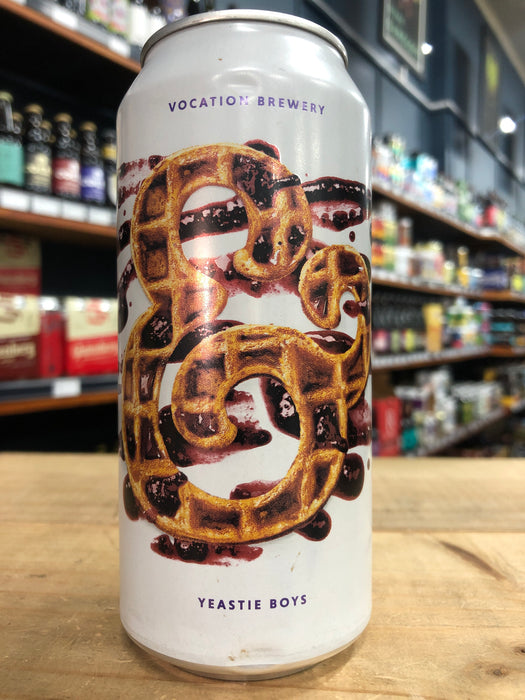 Vocation / Yeastie Boys Breakfast Club 440ml Can
