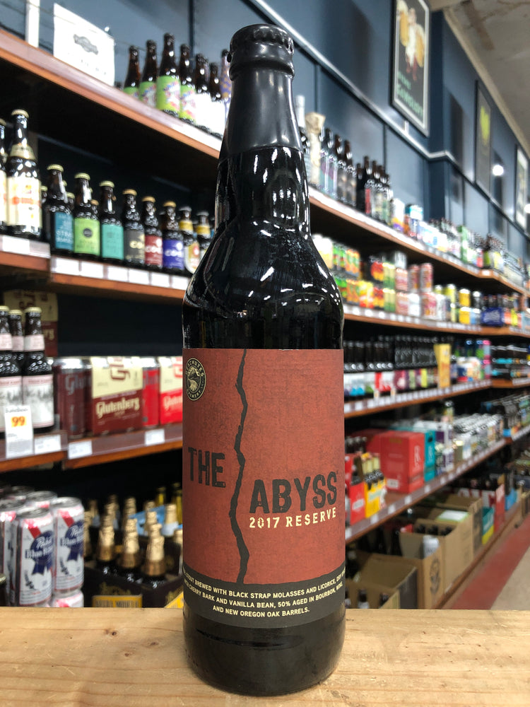 Deschutes Brewery The Abyss 2016 Reserve 650ml