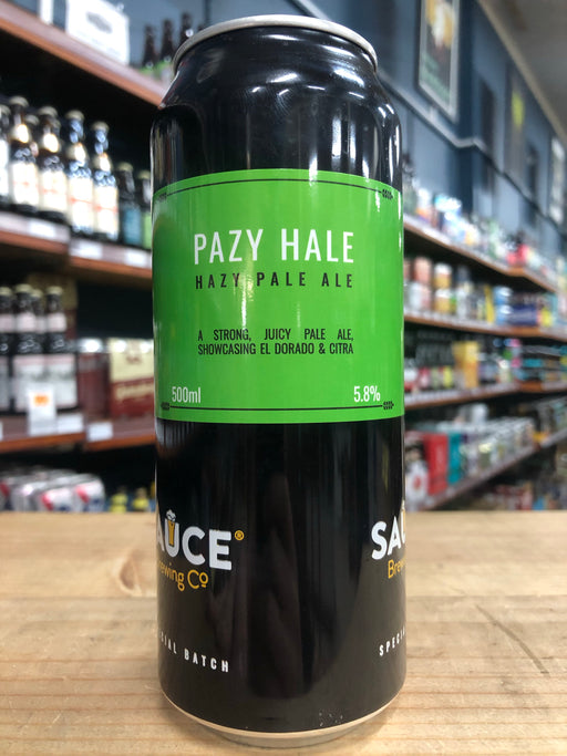 Sauce Pazy Hale 500ml Can