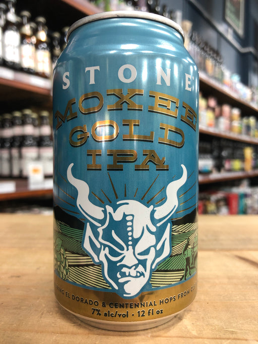 Stone Moxee Gold IPA 355ml Can