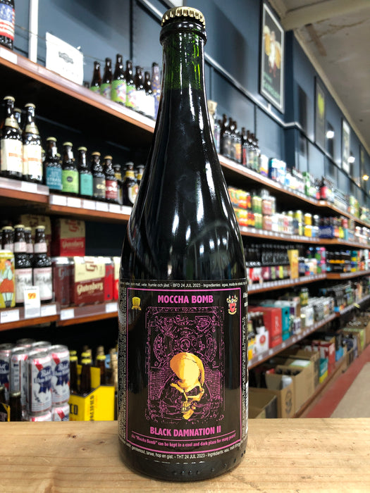 Struise Black Damnation II - Mocha Bomb 750ml