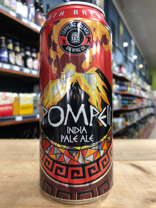 Toppling Goliath Pompeii IPA 473ml Can