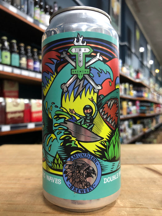 Amundsen / Track Hopnotic Waves Double IPA 440ml Can