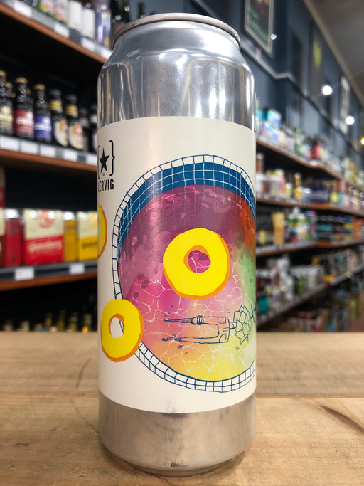 Lervig Hazy Days 500ml Can