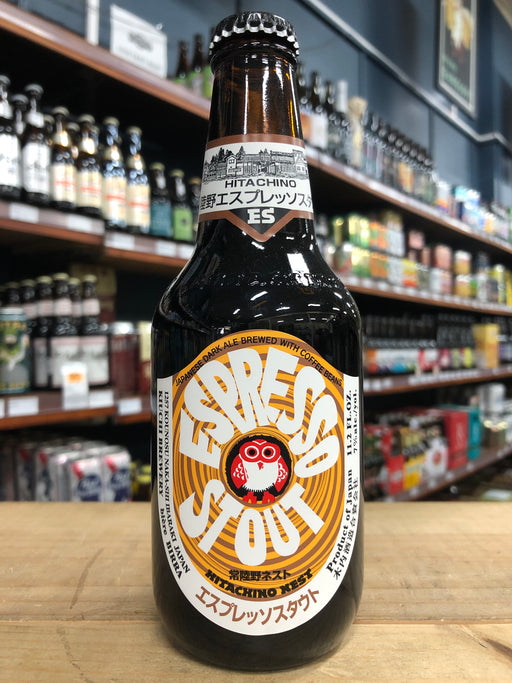 Hitachino Nest Espresso Stout 330ml