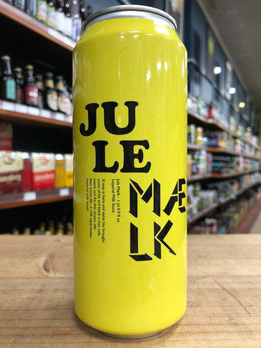 To Øl Jule Mælk 500ml Can