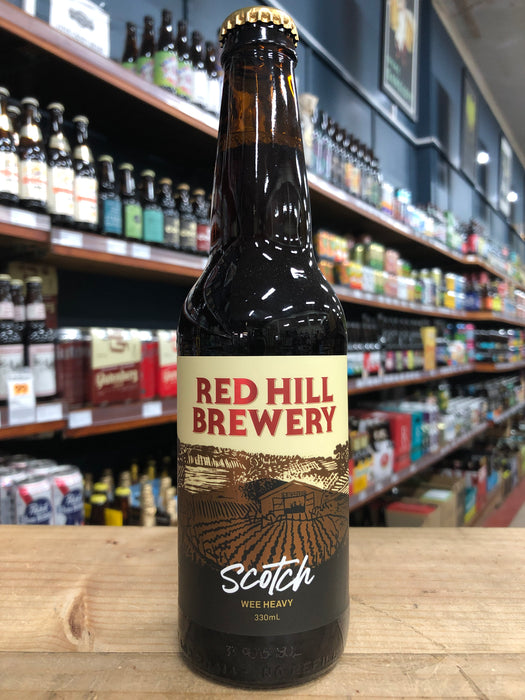 Red Hill Brewery Scotch Ale 330ml