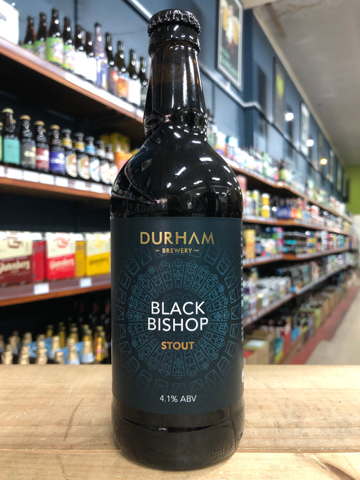 Durham Black Bishop Stout 500ml
