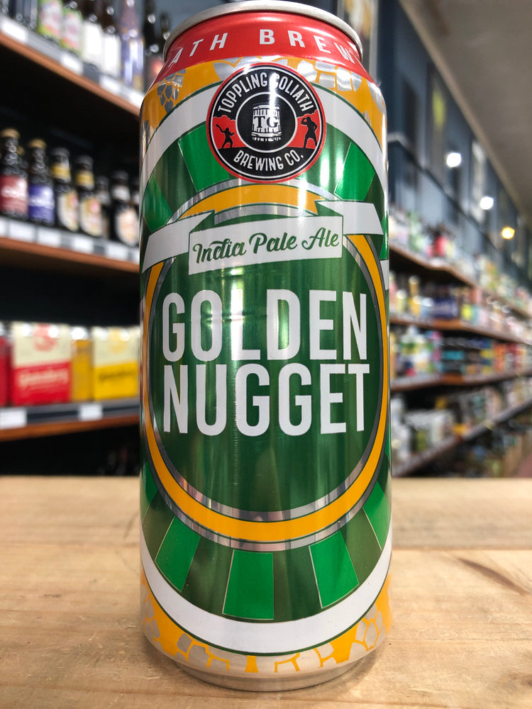 Toppling Goliath Golden Nugget IPA 473ml Can