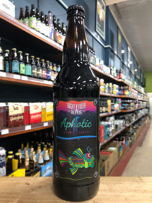 High Water Aphotic Imperial Porter 650ml
