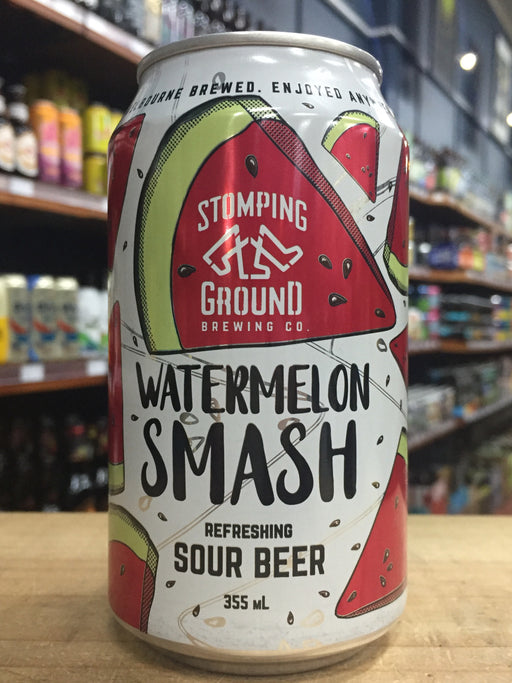 Stomping Ground Watermelon Smash 355ml Can