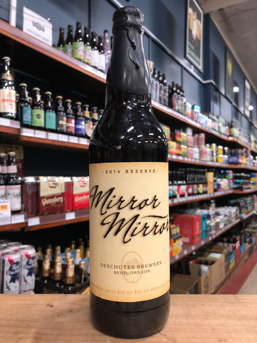 Deschutes Mirror Mirror Barley Wine 650ml