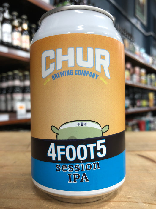 Chur 4 Foot 5 Session IPA 330ml Can