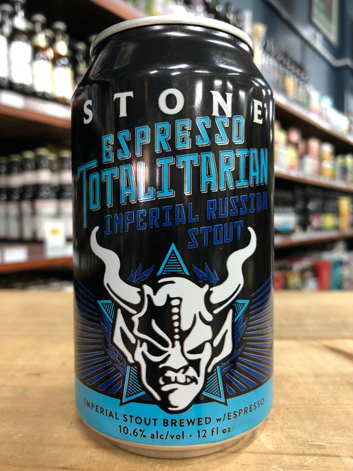 Stone Espresso Totalitarian Imperial Russian Stout 355ml Can