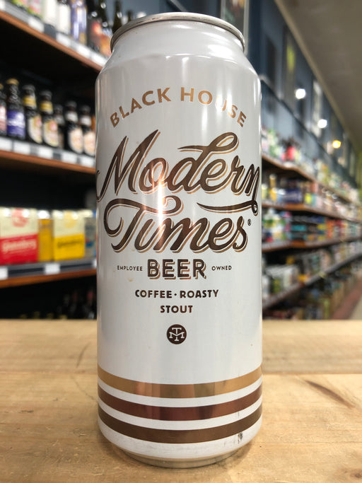 Modern Times Black House 473ml Can