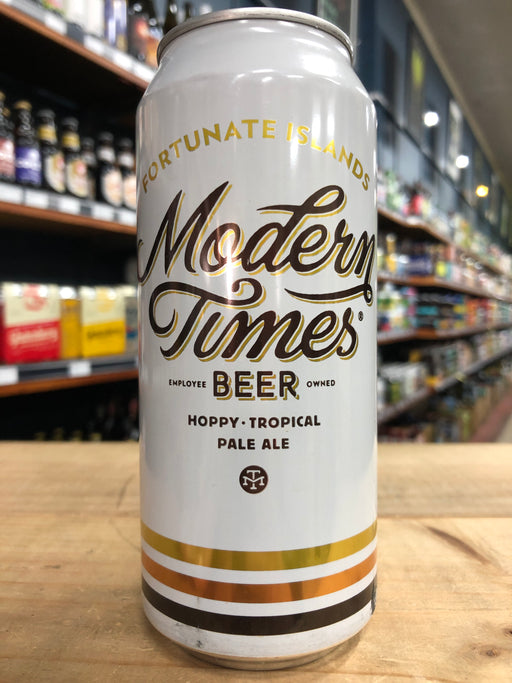 Modern Times Fortunate Islands 473ml Can