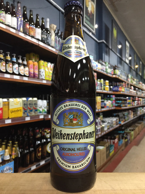 Weihenstephaner Original Alcohol Free 500ml