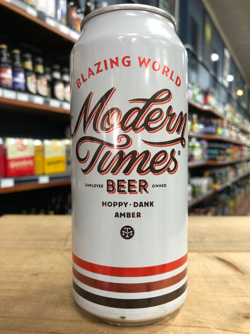 Modern Times Blazing World 473ml Can