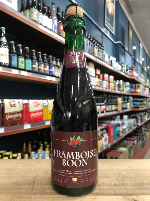 Boon Framboise 375ml