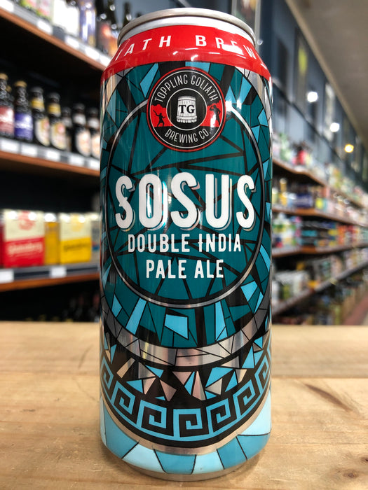Toppling Goliath Sosus Double IPA 473ml Can