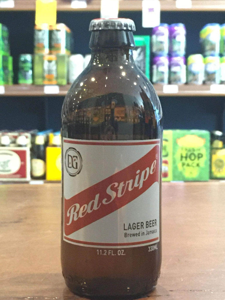 Red Stripe Lager 330ml