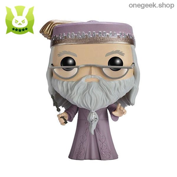 Albus Dumbledore - Harry Potter Collectible Pop Statue